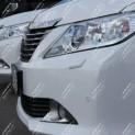 Автомобиль бизнес-класса Toyota Camry