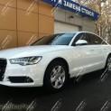 Автомобиль бизнес-класса Audi A6